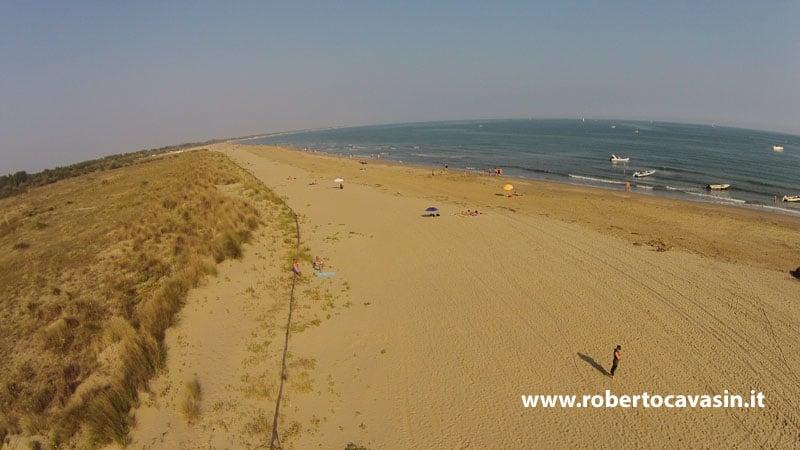 Foto con Drone per Turismo Venezia