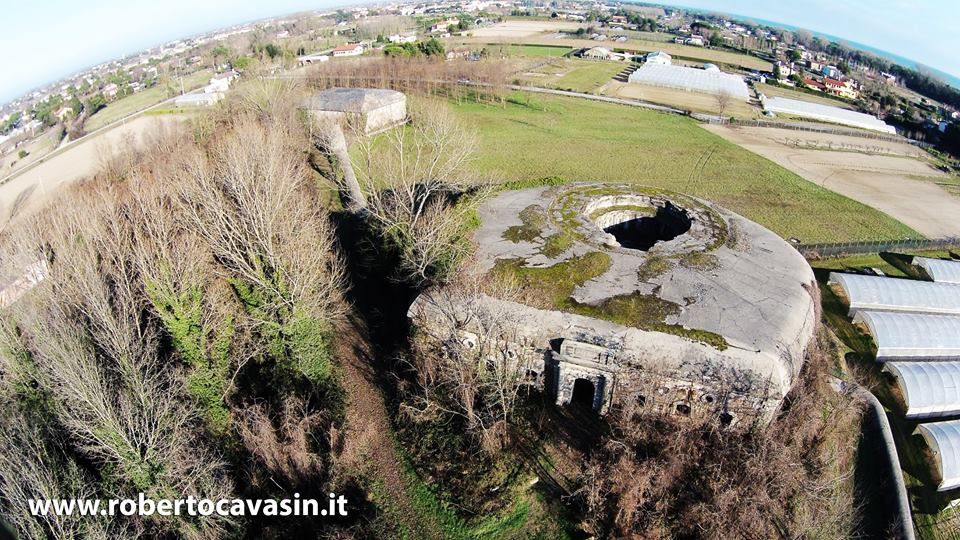 Batteria Fortificazione a Cavallino Treporti