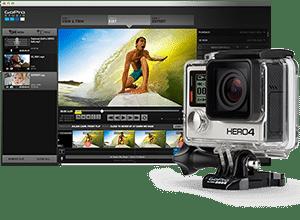Aggiornamento GoPro hero4