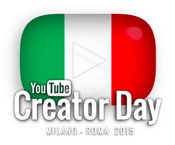 YouTube Creator Day Italia