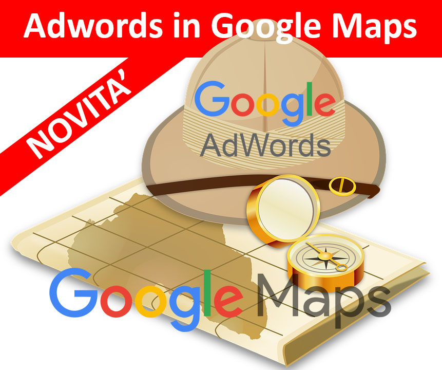 Adwords in Google Maps