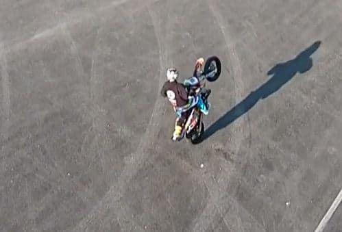 Utilizzo dei Droni negli eventi sportivi