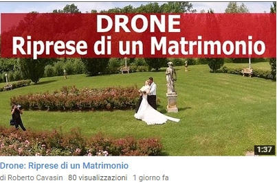 Drone Matrimonio