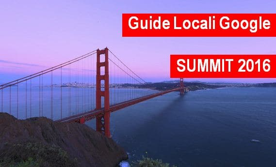 Guide Locali Google Summit 2016