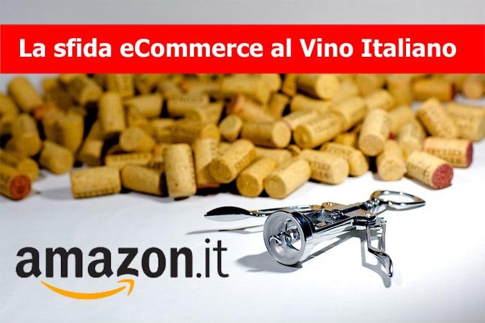 Amazon eCommerce Vino in Italia