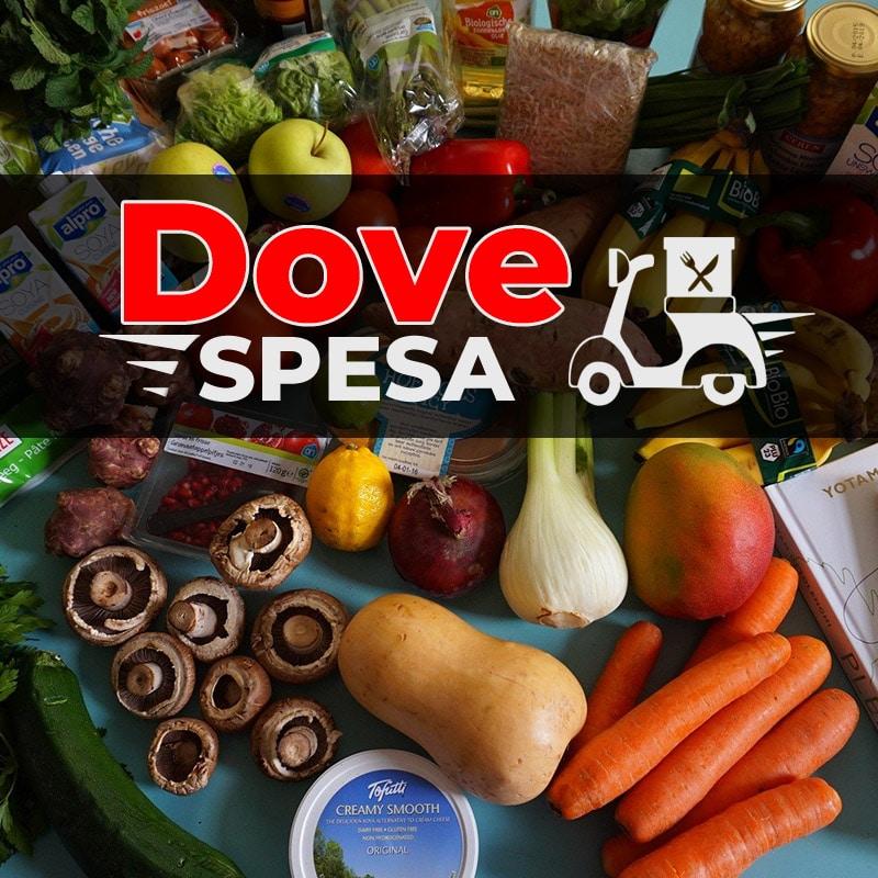 Un Motore di Ricerca per la Spesa a Domicilio Locale: DoveSpesa.it